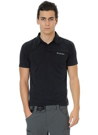 Columbia Polo Yaka Tişört Siyah
